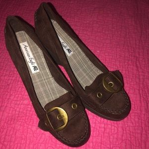 AMERICAN EAGLE Size 8 Wedges